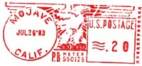Quickie Aircraft Postmark