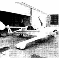 Q-200 with Forward opening canopy.