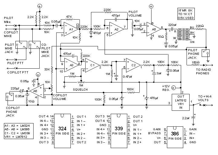 sigtronics spa 400 wiring diagram images sigtronics co spa 400 aircraft intercom wiring diagram printable