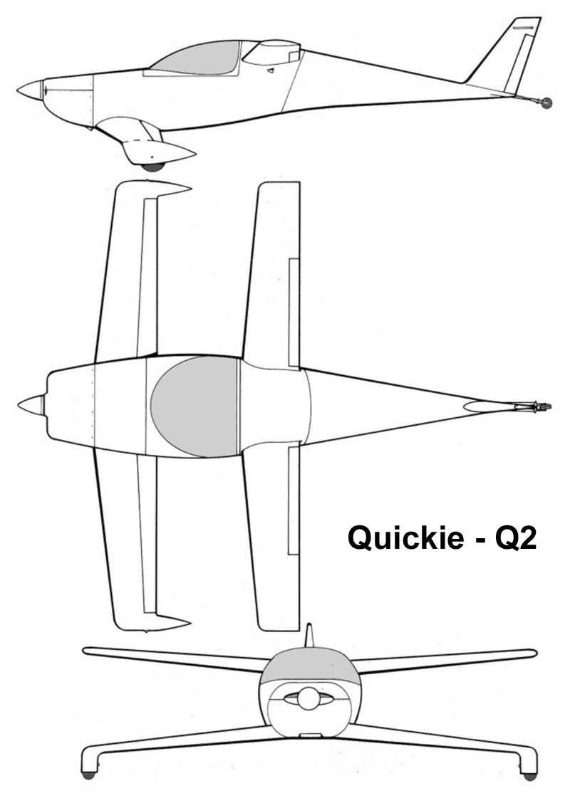 Q2 3-view Drawing